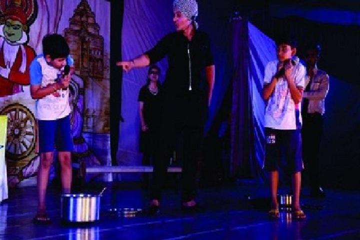Swami Sant Dass Public School-Skit Performance