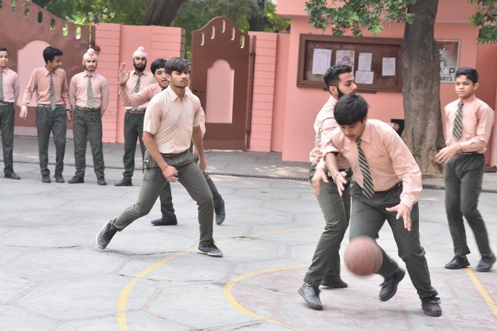 Swami Sant Dass Public School-Sports