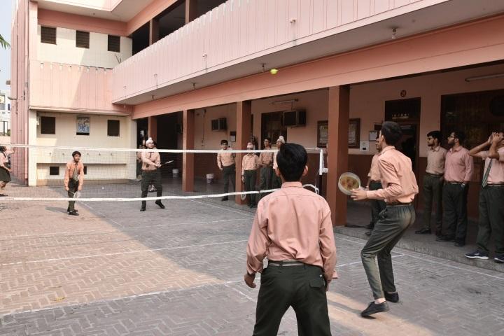 Swami Sant Dass Public School-Tennis Cout