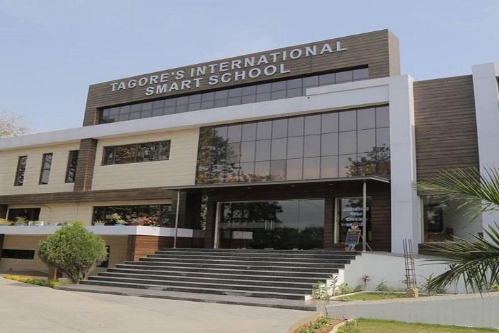 Tagores International Smart School-Building