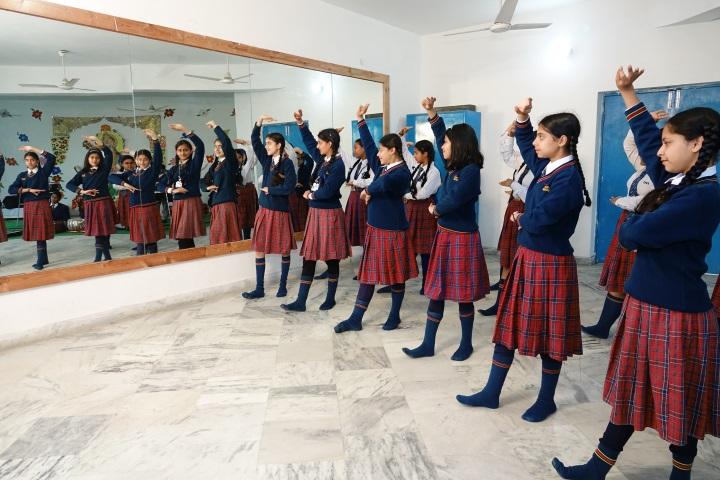Tagores International Smart School-Dance Room