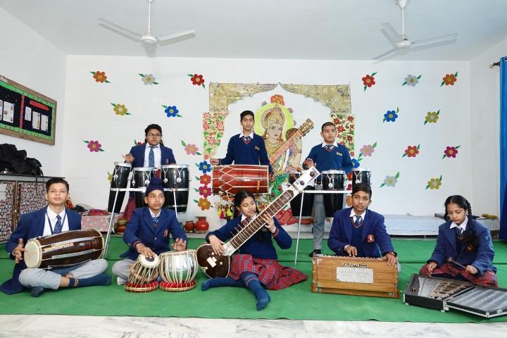Tagores International Smart School-Music Room
