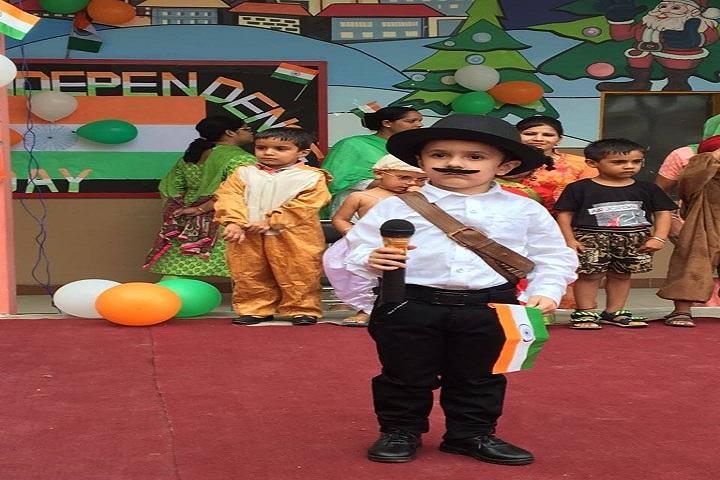 Tejas Public School-Kids-Activity1