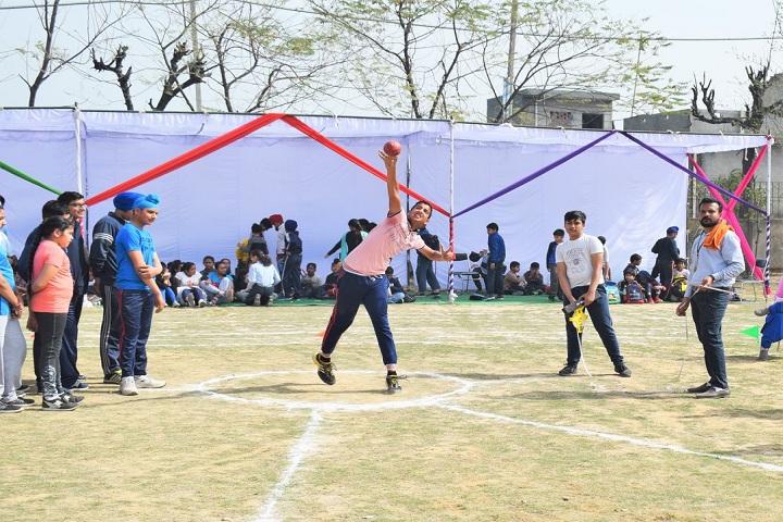 Tejas Public School-Sports-Meet