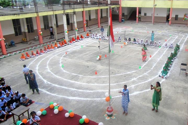 Tejas Public School-Sports1