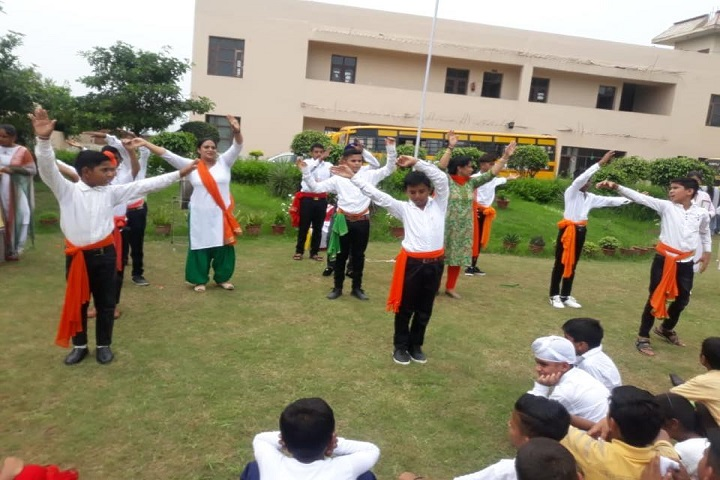 Temple City Public School-Dance Perfromance