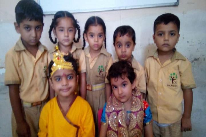 Temple City Public School-Janmashtmi Celebrations