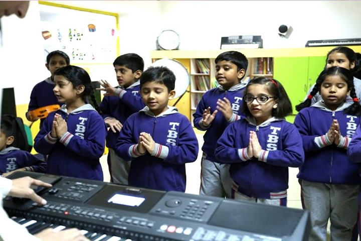 The British School-Musicclass