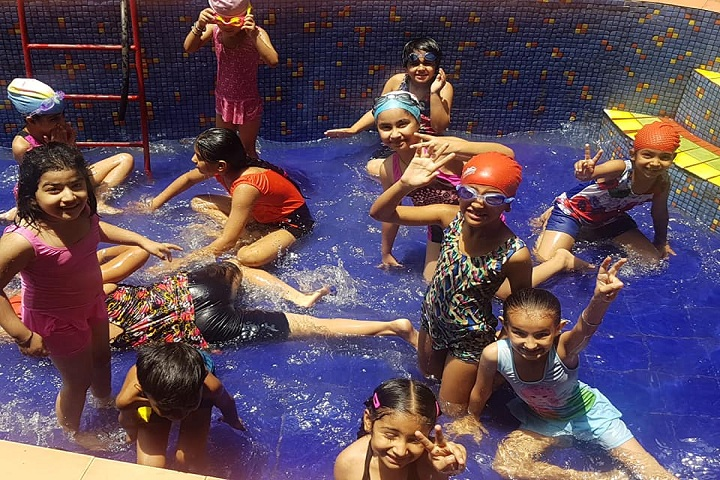 The British School-Pool