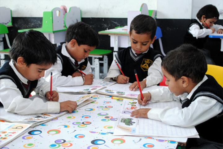 The Gladiolus School-Art