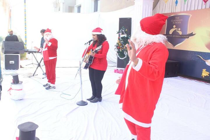 The Gladiolus School-Christmas Celebrations