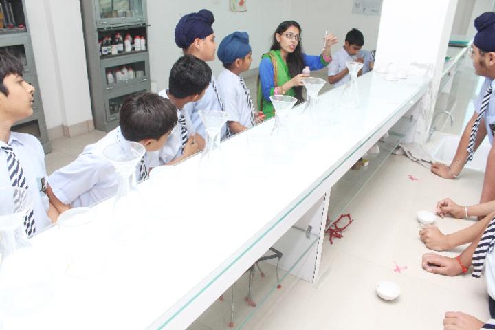 The Gladiolus School-Lab