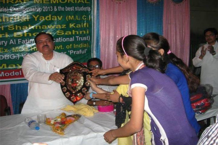 Kamran Manu Model School-Award Distribution