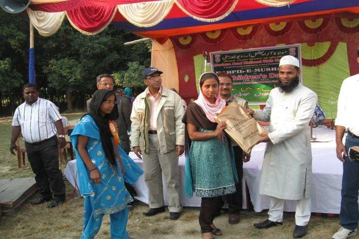 Kamran Manu Model School-Gift Distribution
