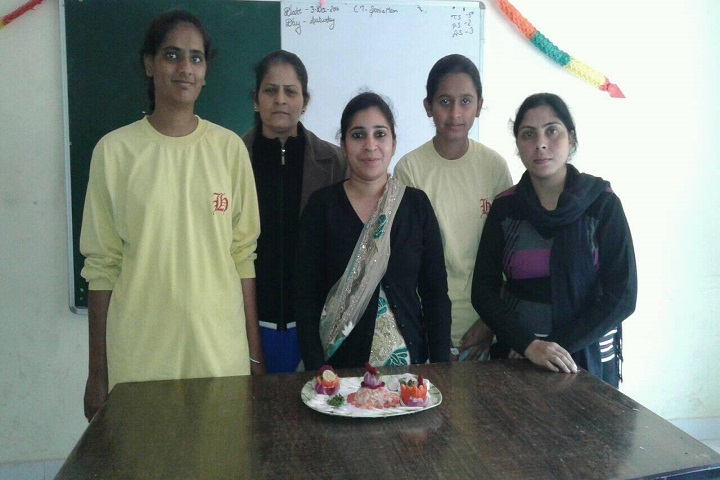 The Heritage School -Cooking competitions