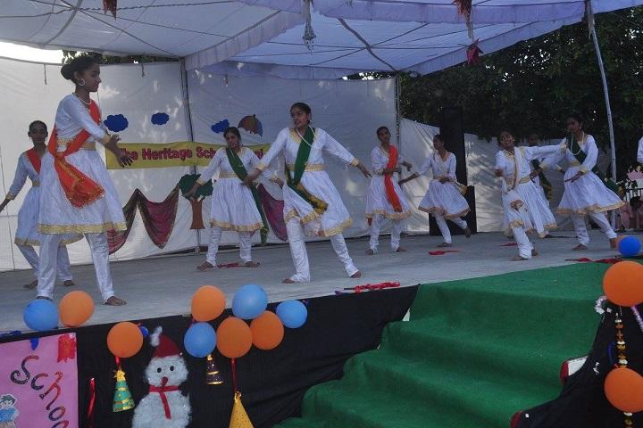 The Heritage School -Dances