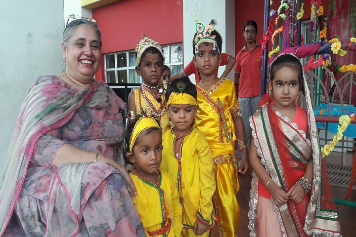 The Heritage School -Festival celebrations