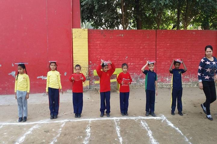 The Heritage School -Games