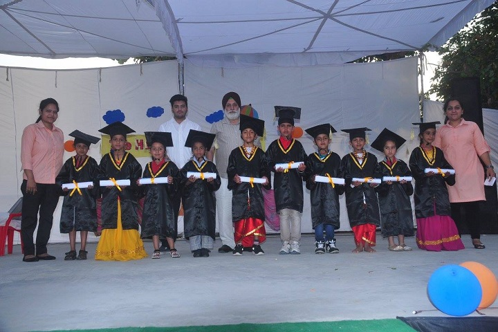 The Heritage School -Graduations day