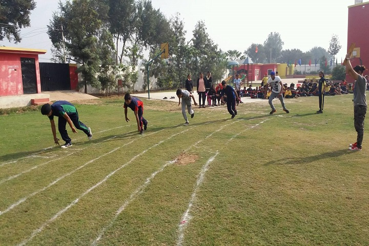 The Heritage School -Running competitions