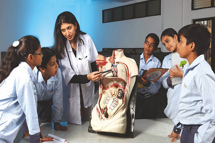 The Millennium School-Biology Lab