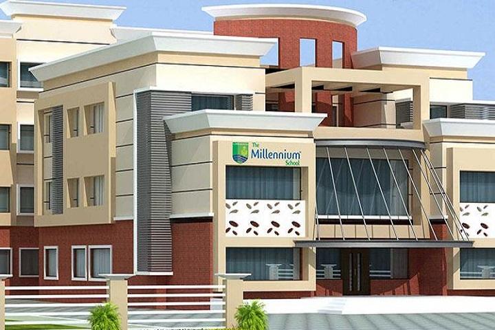 The Millennium School-Campusview