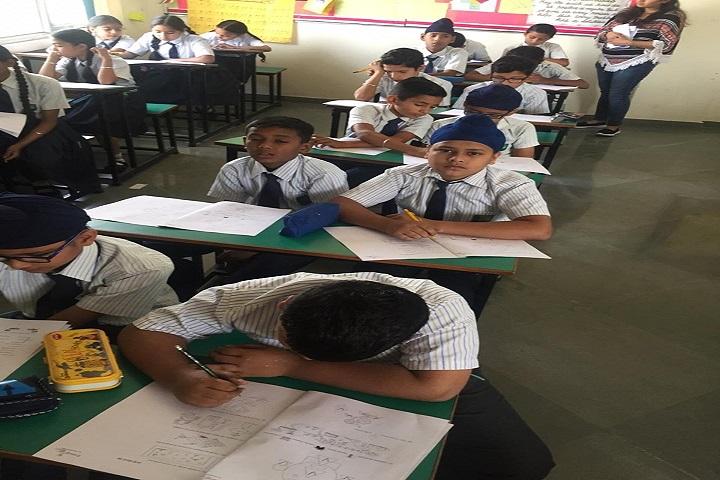 The Millennium School-Classroom