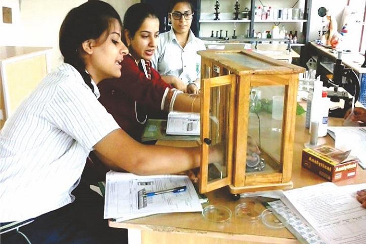 The Millennium School-Physics Lab