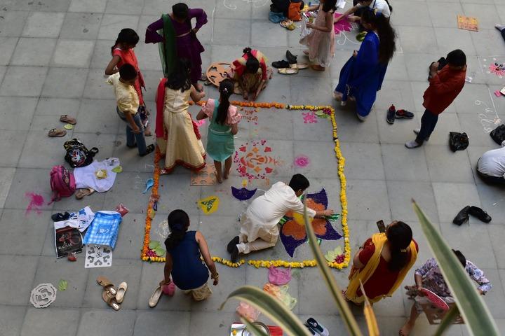 The Millennium School-Diwali Celabrations