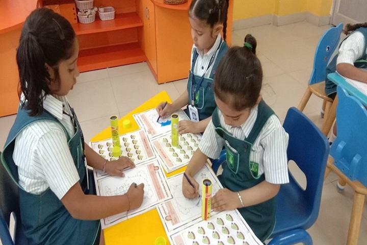 The Millennium School-Activity