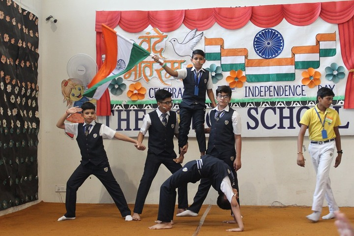 The Nobel School-Independence Day Celebrations