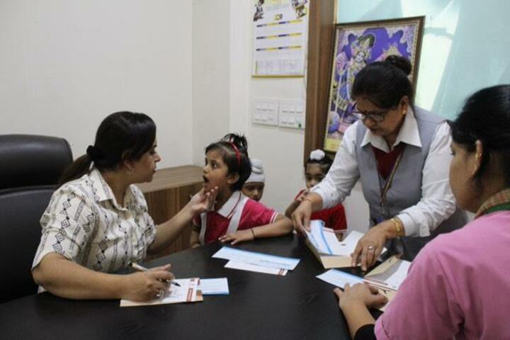 The Nobel School-Medical Checkup