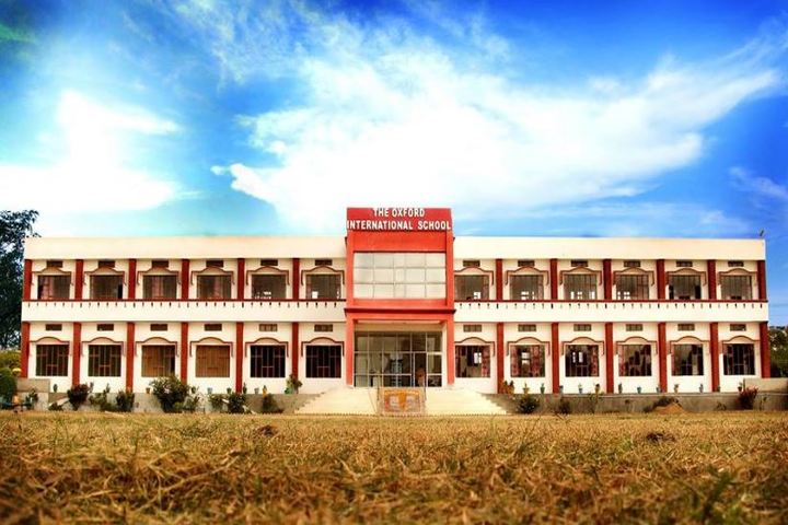 The Oxford International School-Campus View