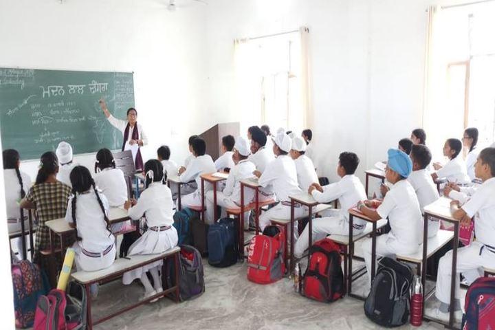 The Oxford International School-Classroom