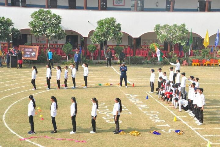 The Oxford School Of Education-Sports Day