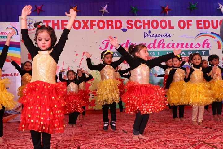 The Oxford School Of Education-Events