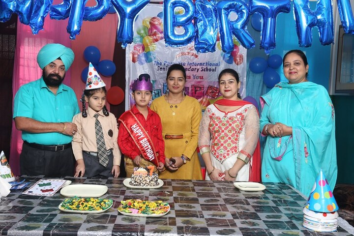 The Paradise International Senior Secondary School-Birthday Celebrations