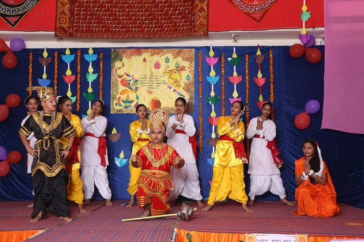 The Paradise International Senior Secondary School-Festival Celebrations