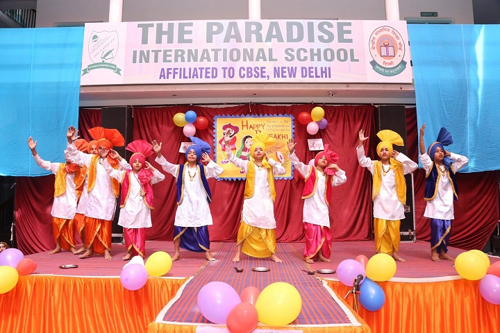 The Paradise International Senior Secondary School-Events