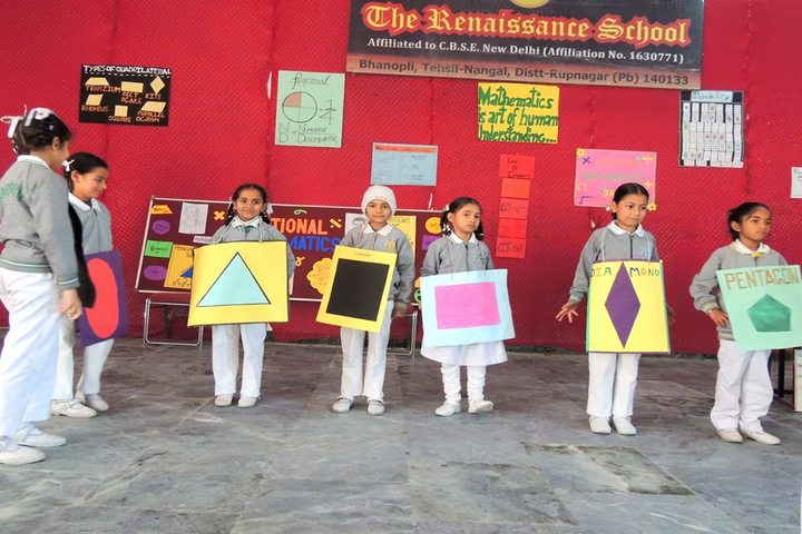 The Renaissance School-Activity