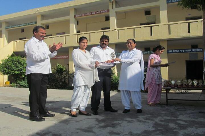 The Salvation Army School-Award