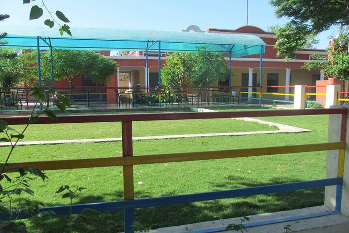 The Salvation Army School-Garden