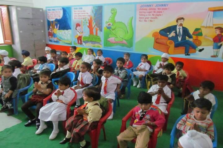 The Salvation Army School-Kids