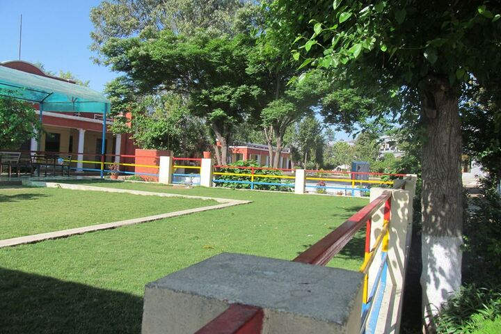 The Salvation Army School-Play Ground