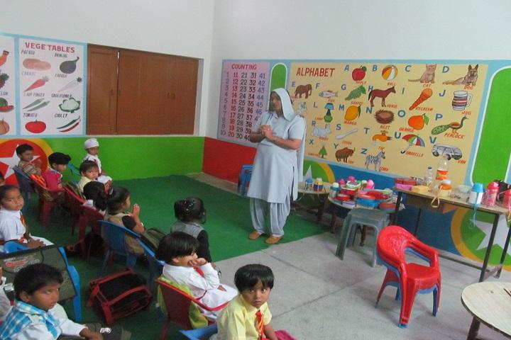 The Salvation Army School-Classroom