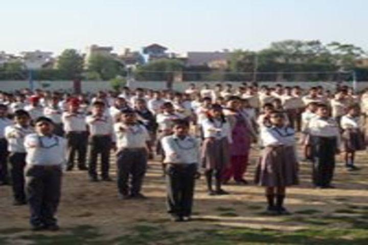 The Senior Scholar School-Assembly