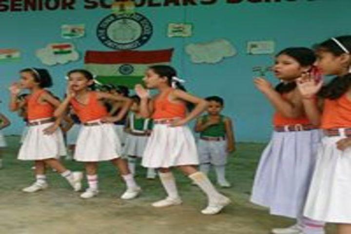 The Senior Scholar School-Dance
