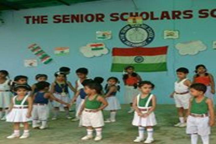 The Senior Scholar School-Independence Day