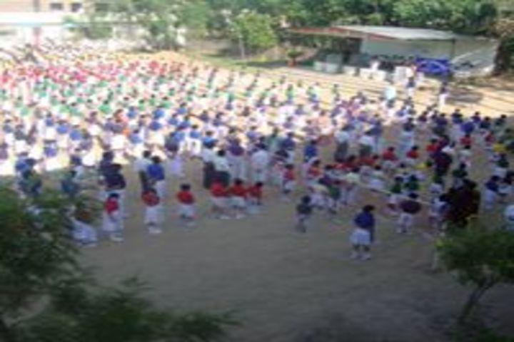 The Senior Scholar School-Sports Day