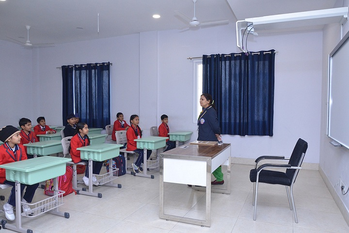 The Unirise World School-classroom